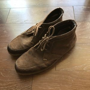 Men's brown Clark's size 11 leather